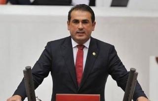 CHP Milletvekili Demirtaş,Tepki gösterdi