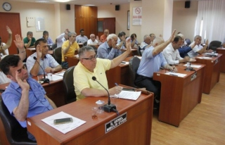 İl genel meclisi eylül ayı meclis toplantısı...