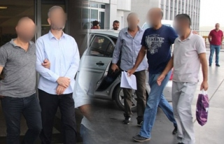 FET֒den gözaltına alınan 5 kişinden 3´ü...