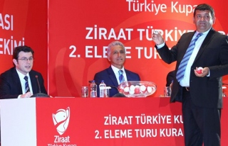 Ziraat Türkiye Kupası´nda Kömürspor´un...
