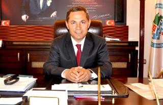 Başkan Uysal'dan çalışanlara bayram müjdesi