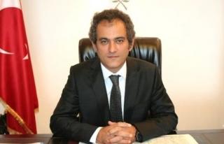 Rektör Prof. Dr. Mahmut Özer Gaziler Günü´nü...
