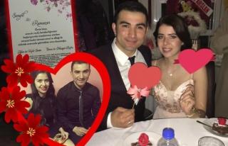 Evleniyorlar..