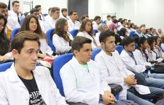 Tıp fakültesi 2016 - 2017 Akademik yılı oryantasyon...