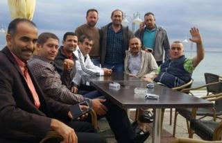 Komandolar İstanbul'da buluştu