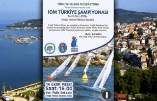 IOM Türkiye Şampiyonası Ereğli´de yapılacak