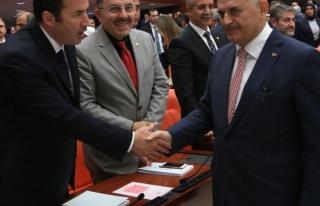 Ulupınar, Başbakan ile görüştü
