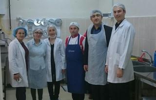 Alaplı ÇPL, İSO 22000 Gıda Güvenliği Belgesi...