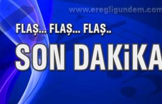 Ereğli'de 2 komiser yardımcısı FET֒den gözaltına...