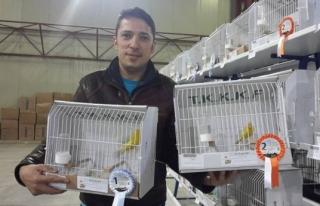 Zonguldak Kuş Üreticileri Derneği, Kocaeli´den...