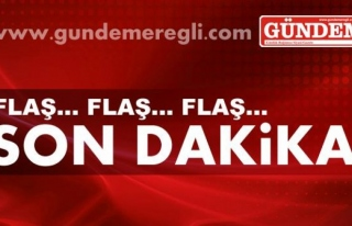 Zonguldak İl Emniyet Müdürü Osman Ak´ın...