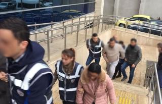 Zonguldak'ta FETÖ soruşturması: 6 gözaltı