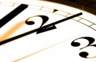 Şu anda saat kaç ?