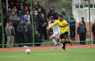 Zonguldak Kömürspor: 0 - İstanbulspor: 1