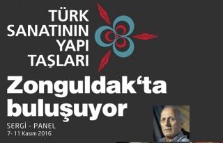 Türk Sanatının Yapı Taşları BEܒde bir araya...