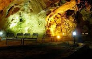 Türkiye'nin en uzun 10. mağarasına ziyaretçi...