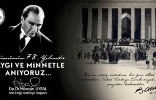 Uysal; ´´Gazi Mustafa Kemal Atatürk,...