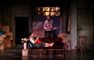 """""""Gölge Ustası"""" adlı tiyatro oyunu Zonguldaklılarla..."""