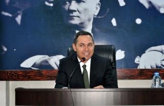 Başkan Uysal'ın gündeminde Erdemir var..