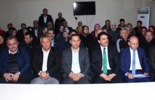 Ak Parti Kdz Ereğli ilçe Danışma Toplantısı...