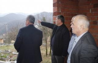 İl genel meclisi üyelerinden köy ziyaretleri