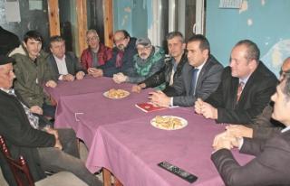 CHP'den köy gezileri