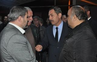 Başkan Uysal, Referandum turlarına başladı