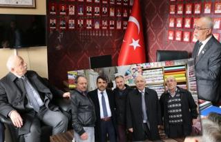 Ereğli'de Özbakır rüzgarı