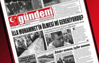 13 Nisan 2017 Gündem Gazetesi