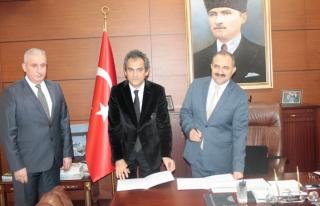 Gazi ve Şehit çocukları için protokol imzalandı