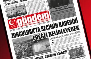 15 Nisan 2017 Gündem Gazetesi