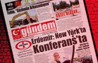 08 Temmuz 2017 Gündem Gazetesi