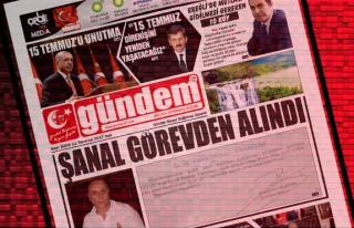 11 Temmuz 2017 Gündem Gazetesi