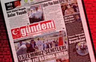 12 Temmuz 2017 Gündem Gazetesi
