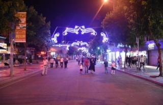 İstanbul Caddesinde Açık Hava Lokantaları Olacak