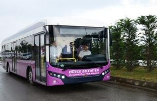 15 Temmuzda Düzce Belediyesi otobüsleri ücretsiz