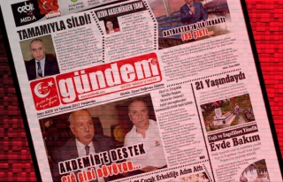 13 Temmuz 2017 Gündem Gazetesi