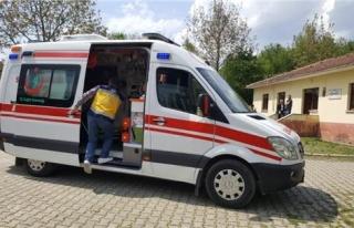 Sağlık ekipleri, Akçakoca sahilinde nöbet tutuyor