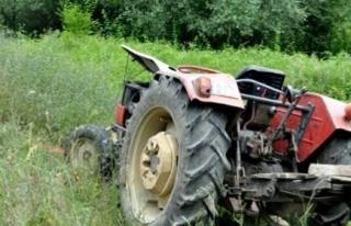Bartın'da Traktörün Altında Kalan 1 Kişi Hayatını...