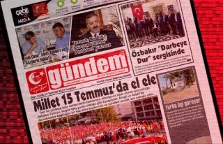 17 Temmuz 2017 Gündem Gazetesi