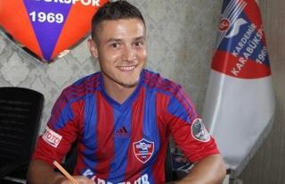 Kardemir Karabükspor Gabriel Torje'yi opsiyonuyla...