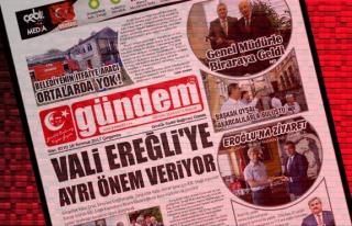 19 Temmuz 2017 Gündem Gazetesi