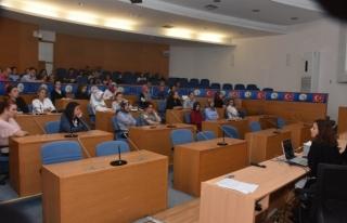 Düzce Belediye Personeline EBYS eğitimi