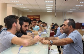 KBÜ'de uluslararası öğrenci kayıtları başladı