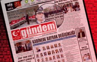 20 Temmuz 2017 Gündem Gazetesi