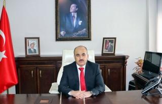 Vali Dağlı, gazetecilerle sohbet etti.