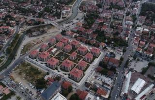 Camikebir Mahallesine TOKİ konutlarını satışı