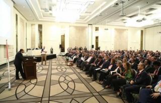 Rektör Çakar, İslam Ülkeleri Rektörler Forumuna...
