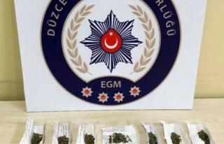 Zehir Taciri Satışa hazır uyuşturucuyla yakalandı