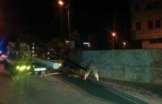 Dedeler Mahallesi'nde Kaza sandılar elektrik çarpması